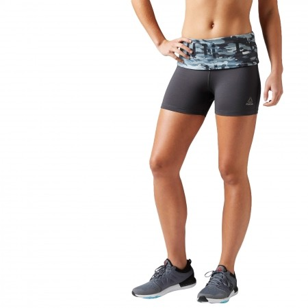 Women's running shorts - Reebok ESSENTIALS HOT SHORT - 1