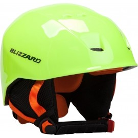 Blizzard SIGNAL YELLOW - Kids' ski helmet