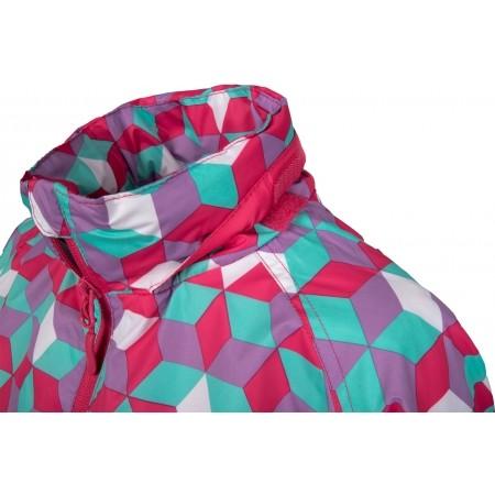 Dětská šusťáková bunda - Lewro DAFNE 116 - 134 - 3