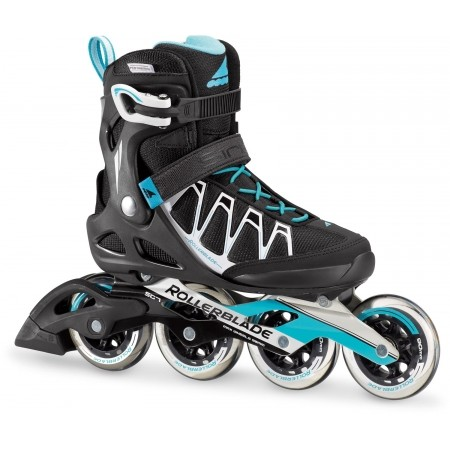 Dámske fitness korčule - Rollerblade SIRIO 90 ST W