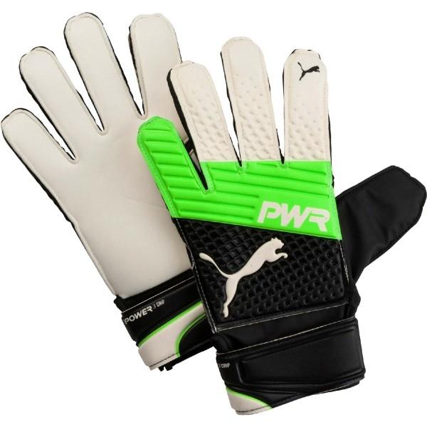 Puma EVOPOWER GRIP 3.3 RC bílá 11 - Brankářské rukavice