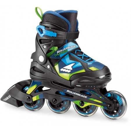 Patine in-line de copii - Rollerblade THUNDER