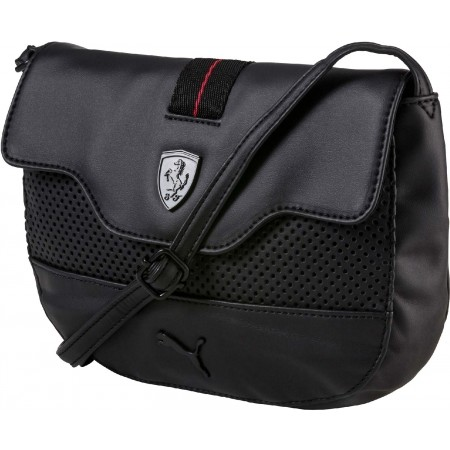 91a6a7446ee Women s bag - Puma FERRARI LS SMALL SATCHEL - 1
