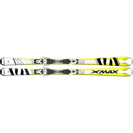 Sjezdové lyže - Salomon X-MAX X10 + MXT12 C90 - 2