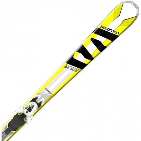 Sjezdové lyže - Salomon X-MAX X10 + MXT12 C90 - 3