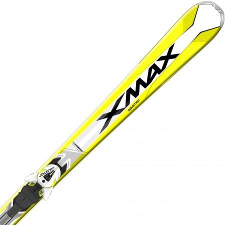 Sjezdové lyže - Salomon X-MAX X10 + MXT12 C90 - 1