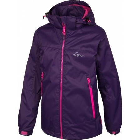 Dievčenská bunda - Lewro BENA 140 - 170 - 1