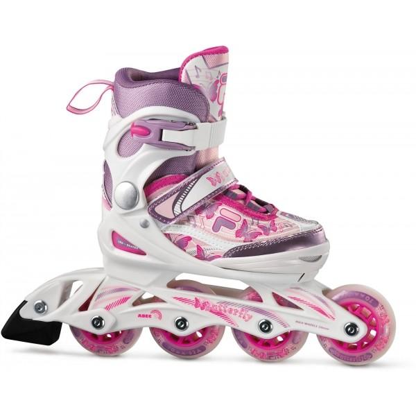Fila BUTTERFLY - Detské korčule