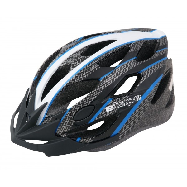 Etape TWISTER  (55 - 56) - Férfi kerékpáros sisak