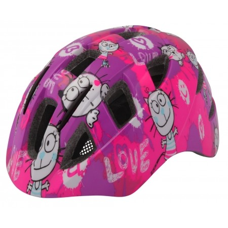 Kids' cycling helmet - Etape KITTY - 1