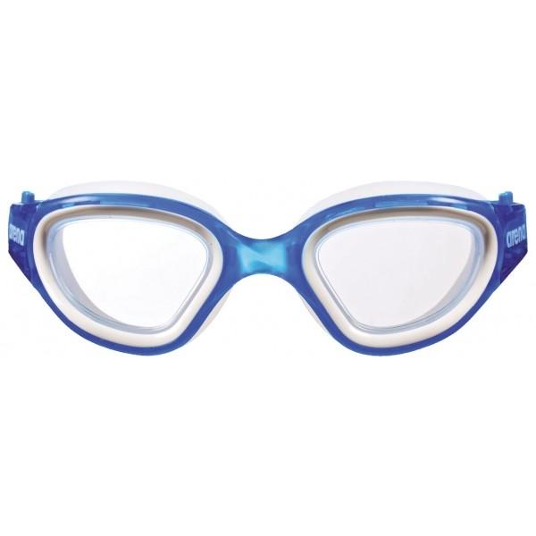 Arena ENVISION niebieski  - Okulary do pływania