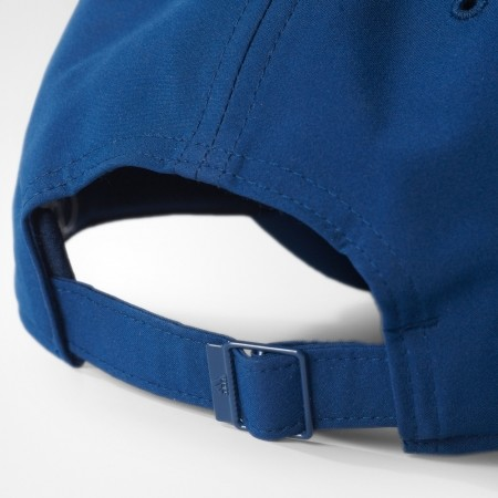 b335f7ee58c Czapka z daszkiem unisex - adidas 6 PANEL CLASSIC CAP LIGHTWEIGHT METAL  BADGE - 6