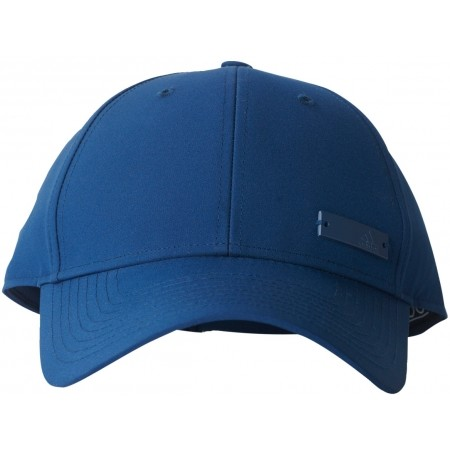 Unisex baseball cap - adidas 6 PANEL CLASSIC CAP LIGHTWEIGHT METAL BADGE - 1 7d2e9d91cf8