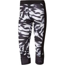 adidas TF CAPRI PRINT DROP 3INQ2 - Women's tights