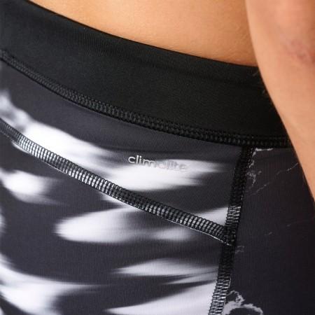 Dámske funkčné kraťasy - adidas TF 3IN SHORT TIGHT PRINT - 6