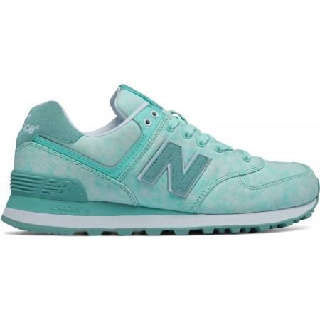 Dámské boty pro volný čas - New Balance WL574SWB 14df0e3b4d