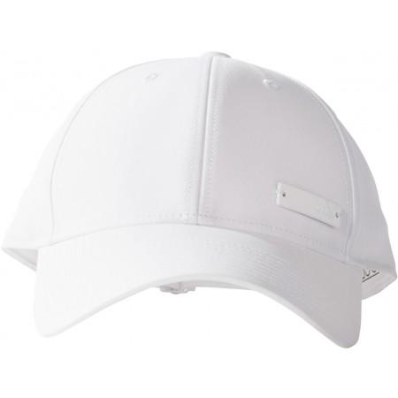 a0063cd105 Unisex baseball cap - adidas 6 PANEL CLASSIC CAP LIGHTWEIGHT METAL BADGE - 1