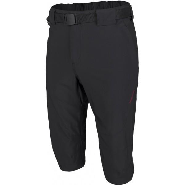 Head BRUCK černá L - Pánské kalhoty