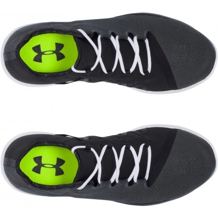 Men's lifestyle shoes - Under Armour W STREET PRECISION LO RIXD - 4