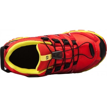 Detská bežecká obuv - Salomon XA PRO 3D CSWP J - 5