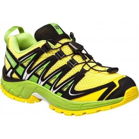 Dětská běžecká obuv - Salomon XA PRO 3D J - 1 8851e11b55d