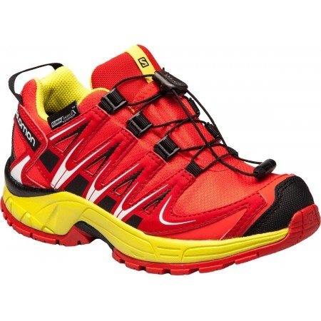new arrival 30ae8 c58bd Kids  running shoes - Salomon XA PRO 3D CSWP J - 1