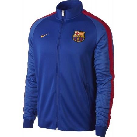 daaeefd141e5c Pánská bunda - Nike FC BARCELONA AUTHENTIC N98 - 1