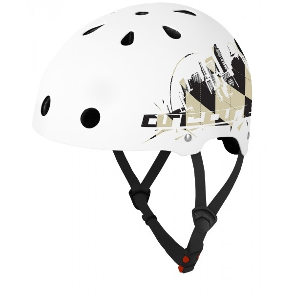 Arcore K1CK2 fehér (54 - 56) - Kerékpáros sisak