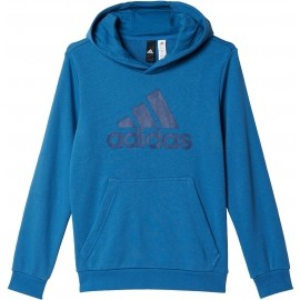 adidas ESSENTIALS LOGO HOODIE - Children's sweatshirt