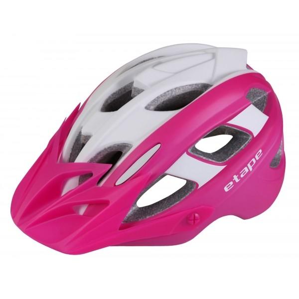 Etape HERO rózsaszín (48 - 53) - Gyerek kerékpáros sisak