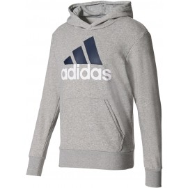 adidas ESSENTIALS LINEAR PULLOVER HOOD FRENCH TERRY 2687352c19b