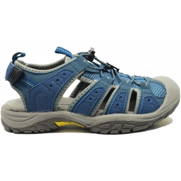 Junior League DION modrá 28 - Dětské sandály