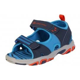 ALPINE PRO CLAINO - Dětská letní obuv 7a45989a455