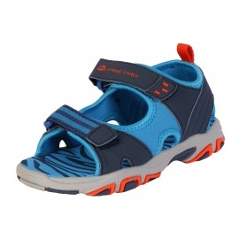 ALPINE PRO CLAINO - Children's summer shoes