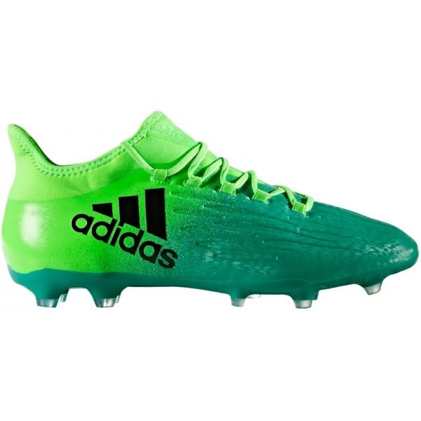 adidas X 16.2 FG zelená 10.5 - Pánske kopačky