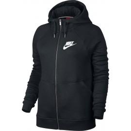 Nike NSW RALLY HOODIE FZ - Női pulóver 800ff5ca71