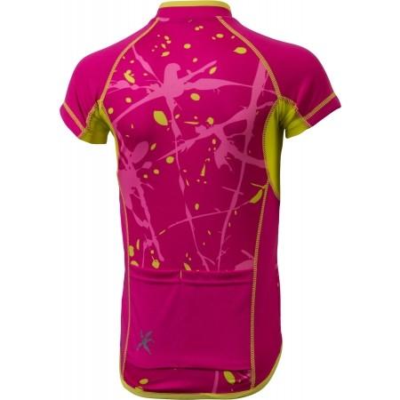 Детска велосипедна тениска със  сумблимачен  печат - Klimatex HAJO - 2