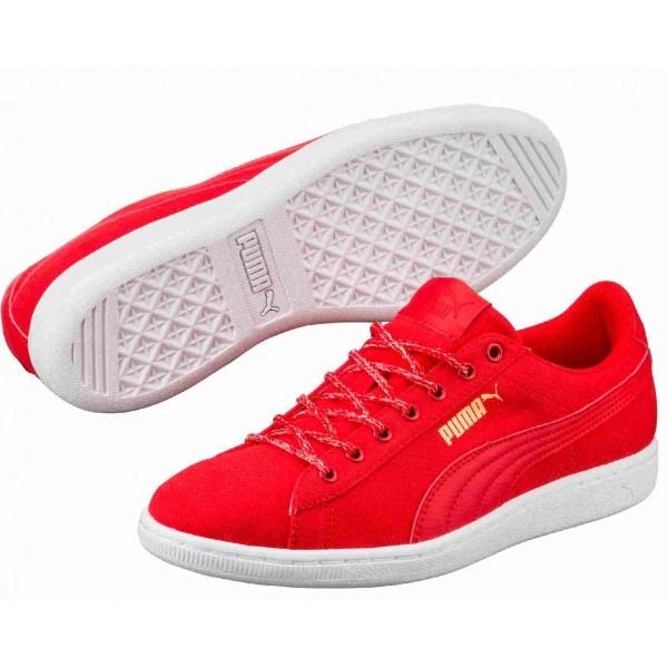 Puma VIKKY SPICE piros 6 - Női outdoor cipő