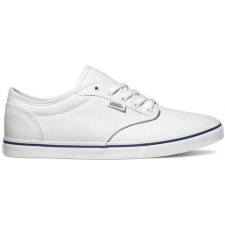 Atwood White Wm Vans Low Canvas nkw0OP8
