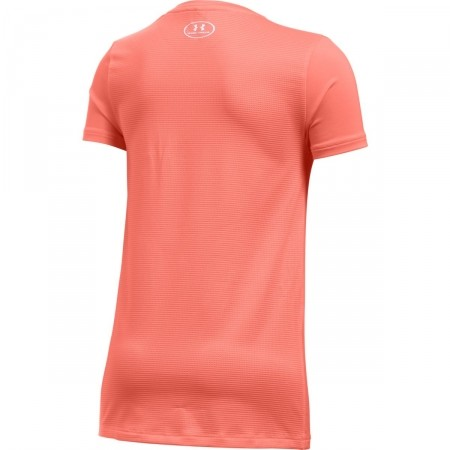 Dívčí triko - Under Armour ARMOUR SHORT SLEEVE - 2