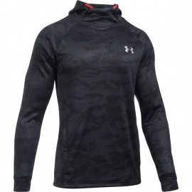 Under Armour TECH TERRY FITTED PO HOODIE - Bluză sport bărbați