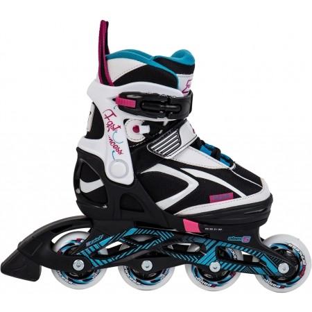 Dievčenské kolieskové korčule - Zealot FPRINCES - 2