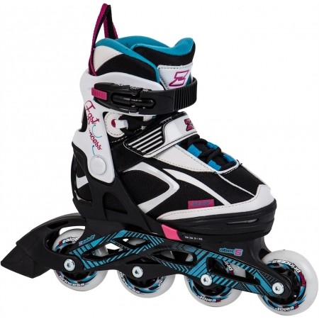 Dievčenské kolieskové korčule - Zealot FPRINCES - 1