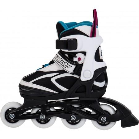 Dievčenské kolieskové korčule - Zealot FPRINCES - 3