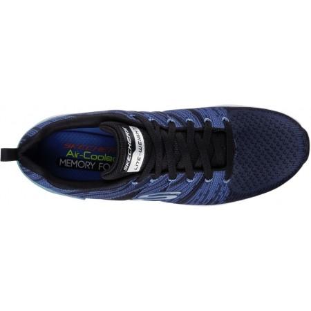 Мъжки обувки за свободното време - Skechers BURST 2.0 - IN THE MIX II - 4