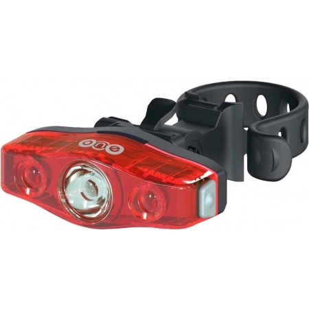 One SAFE 5.1 - Lampka rowerowa tylna