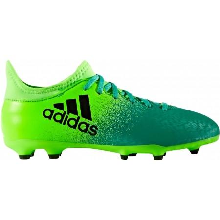 sale retailer d070d 6a154 Kinder Fußballschuhe - adidas X 16.3 FG J - 1