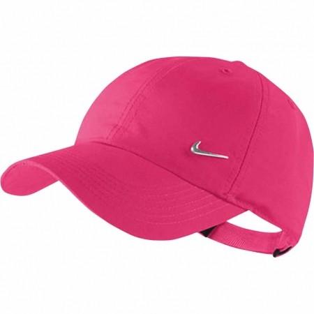 Czapka z daszkiem dziecięca - Nike KIDS METAL SWOOSH CAP - 2
