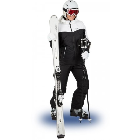 Dámské lyžařské kalhoty - Hannah EYDRIEN - 6