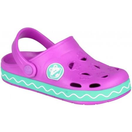 b5aec47b2970d Detské sandále - Coqui FROGGY - 1